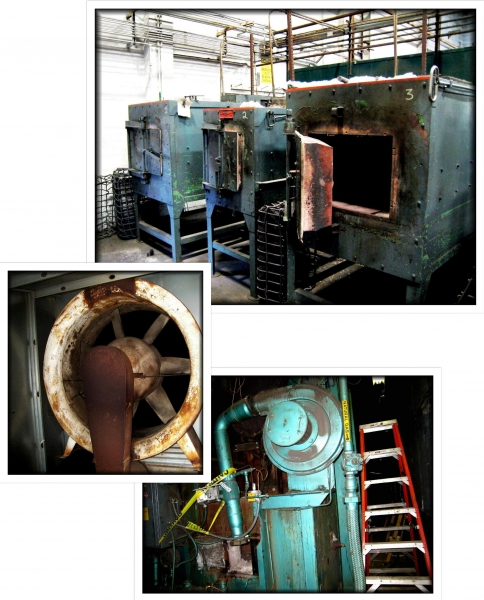 Call Us to Replace Your Old Furnace collage