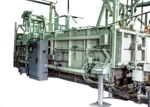 Walking Beam Furnaces and Ovens